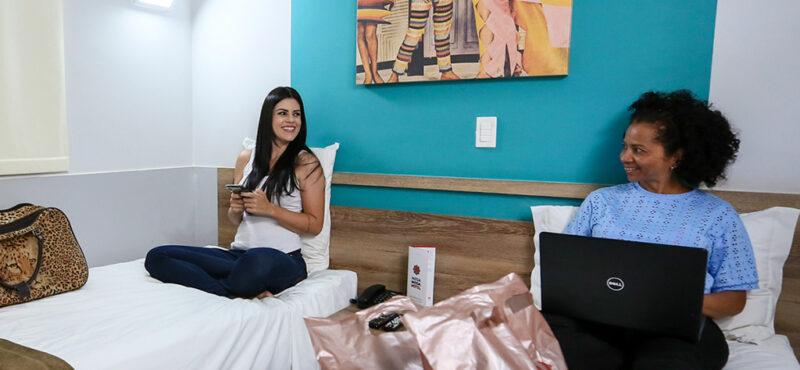 standard Room 2 Camas de Solteiro
