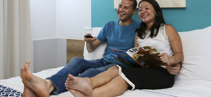 Superior Room 1 cama de casal