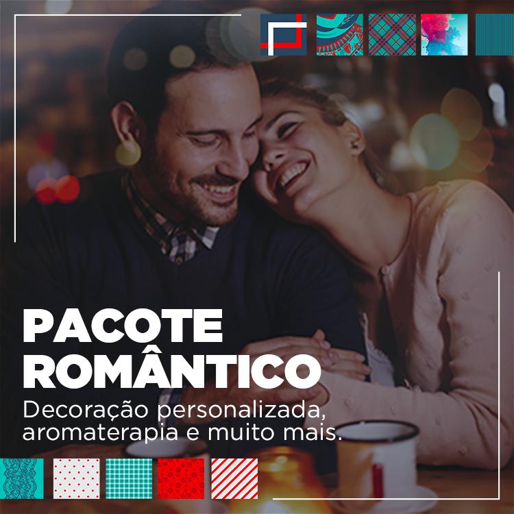PACOTE ROMÂNTICO DO MEGA MODA HOTEL EM GOIÂNIA