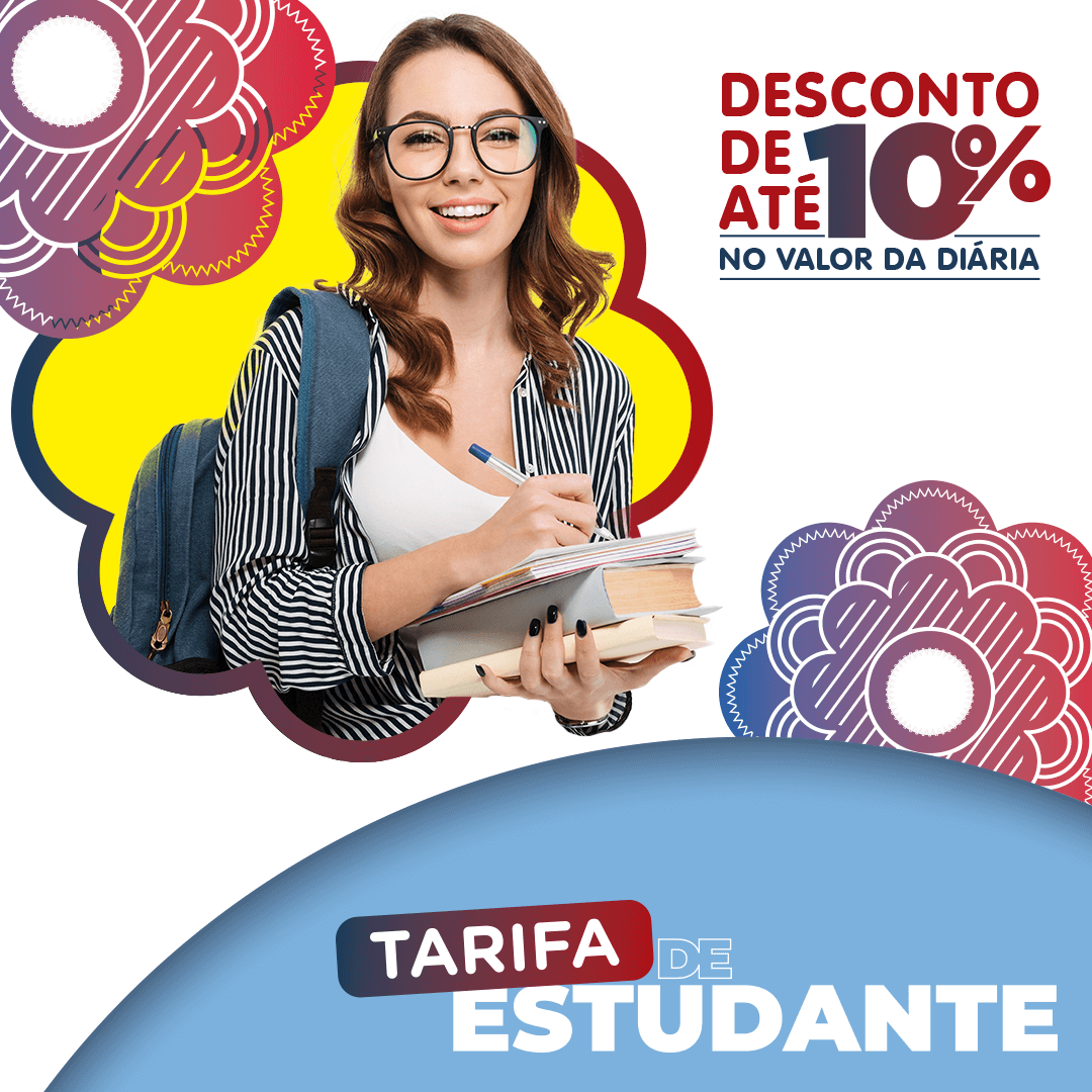 Pacote Tarifa Estudante