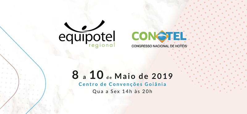 CONOTEL 2019 EM GOIÂNIA