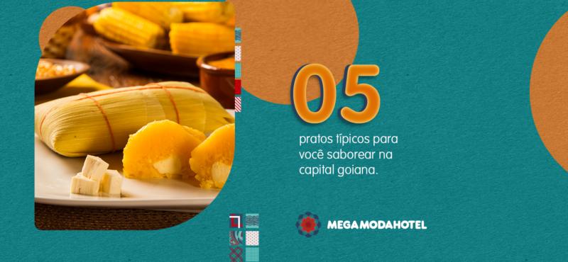 05 pratos típicos para você saborear na capital goiana